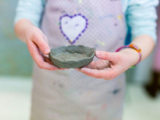 Florence & Milly Pottery Classes